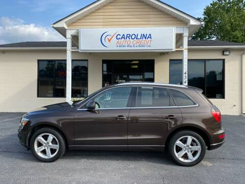 2011 Audi Q5 for sale at Carolina Auto Credit in Youngsville NC