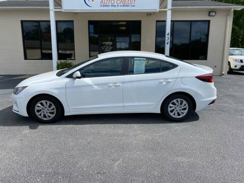 2019 Hyundai Elantra for sale at Carolina Auto Credit in Youngsville NC
