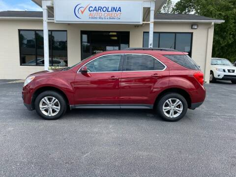 2011 Chevrolet Equinox for sale at Carolina Auto Credit in Youngsville NC