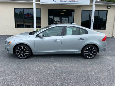 2018 Volvo S60 for sale at Carolina Auto Credit in Youngsville NC