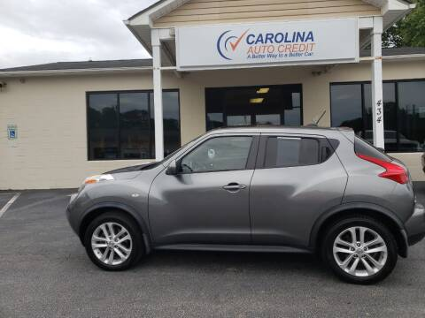 2011 Nissan JUKE for sale at Carolina Auto Credit in Youngsville NC