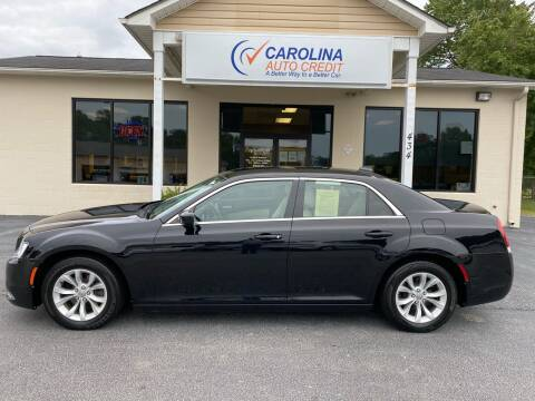 2016 Chrysler 300 for sale at Carolina Auto Credit in Youngsville NC