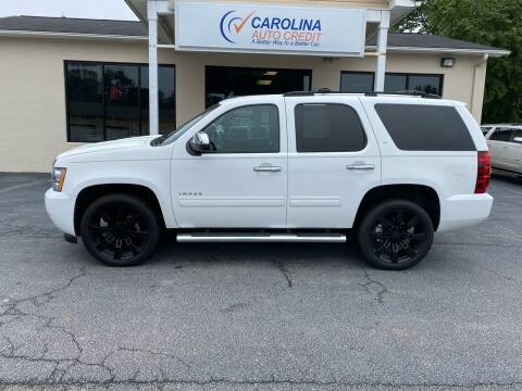 2014 Chevrolet Tahoe for sale at Carolina Auto Credit in Youngsville NC