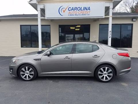 2012 Kia Optima for sale in Youngsville, NC