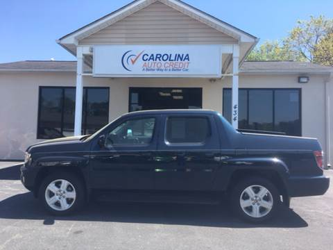 2012 Honda Ridgeline for sale in Youngsville, NC