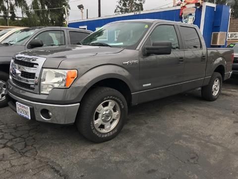 2013 Ford F-150 for sale in Los Angeles, CA