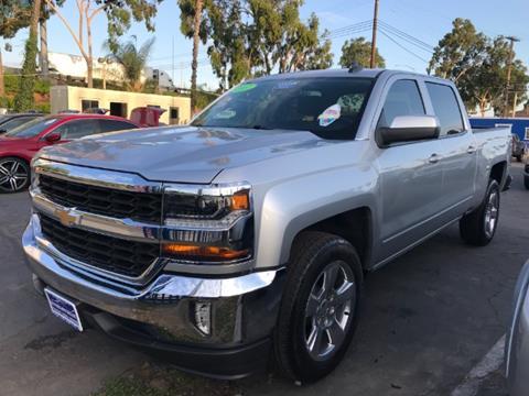 2017 Chevrolet Silverado 1500 for sale in Los Angeles, CA