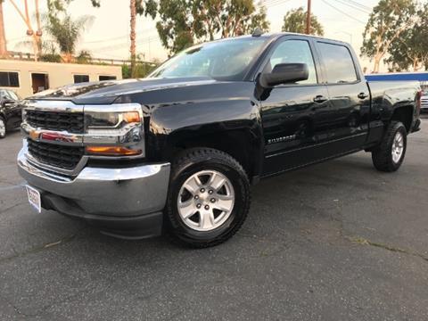 2016 Chevrolet Silverado 1500 for sale in Los Angeles, CA
