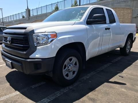 Best Used Trucks >> 2016 Toyota Tundra For Sale In Los Angeles Ca