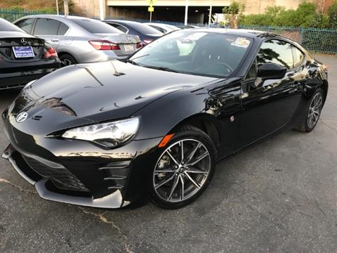2017 Toyota 86 for sale in Los Angeles, CA