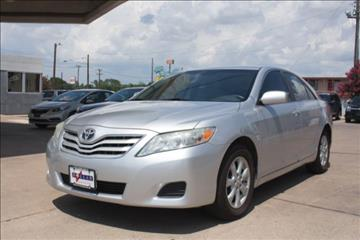 2010 Toyota Camry for sale in Arlington, TX