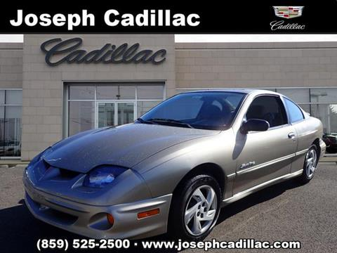 2002 Pontiac Sunfire for sale in Florence, KY