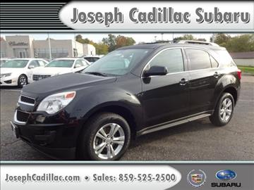 2011 Chevrolet Equinox for sale in Florence, KY