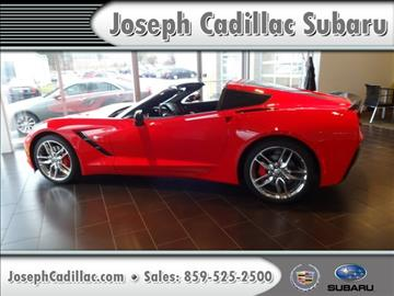 2016 Chevrolet Corvette for sale in Florence, KY