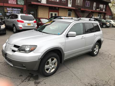 2003 Mitsubishi Outlander for sale in Schenectady, NY