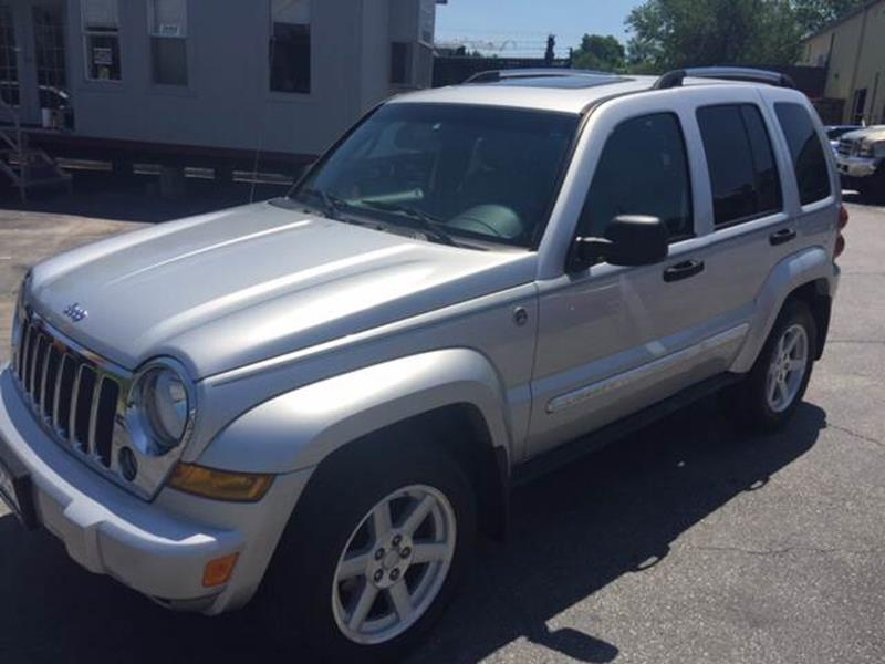 2005 Jeep Liberty Limited 4WD 4dr SUV w/ 28F - Westminster MD