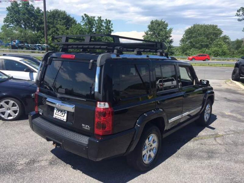 2006 Jeep Commander Limited 4dr SUV 4WD - Westminster MD