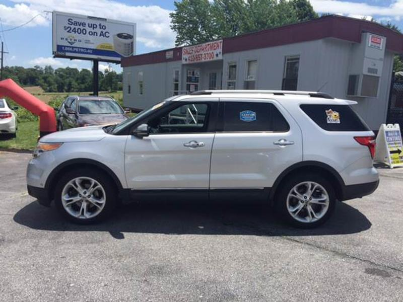 2011 Ford Explorer AWD Limited 4dr SUV - Westminster MD