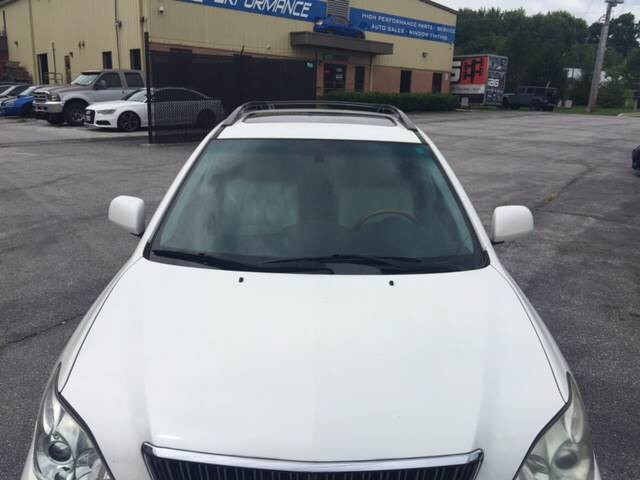2004 Lexus RX 330 AWD 4dr SUV - Westminster MD