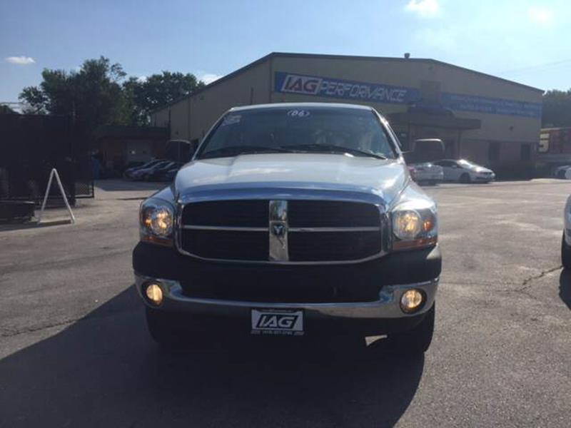 2006 Dodge Ram Pickup 2500 ST 2dr Regular Cab 4WD LB - Westminster MD