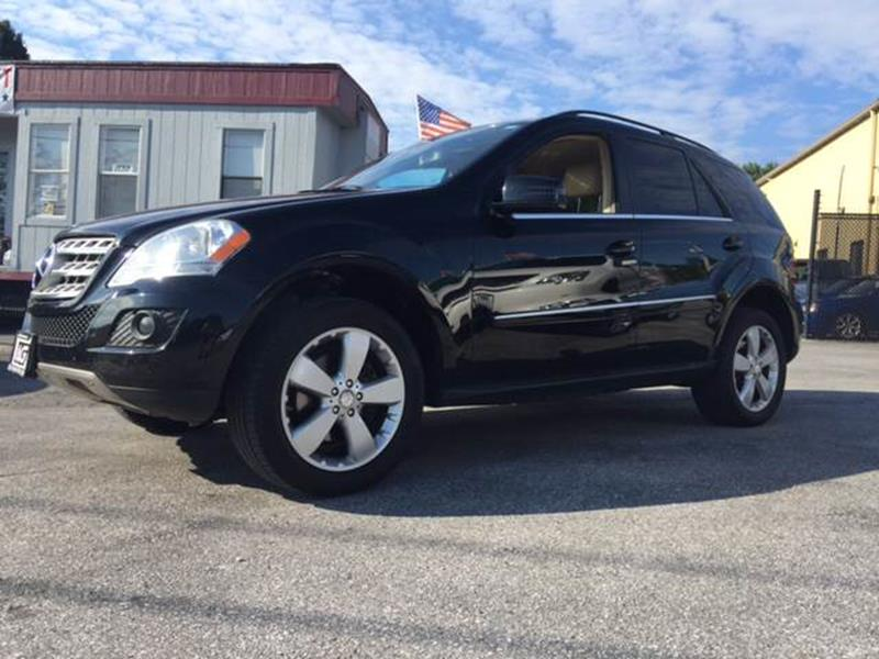 2011 Mercedes-Benz M-Class AWD ML 350 4MATIC 4dr SUV - Westminster MD