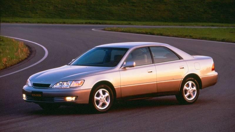 2001 Lexus ES 300 4dr Sedan - Westminster MD