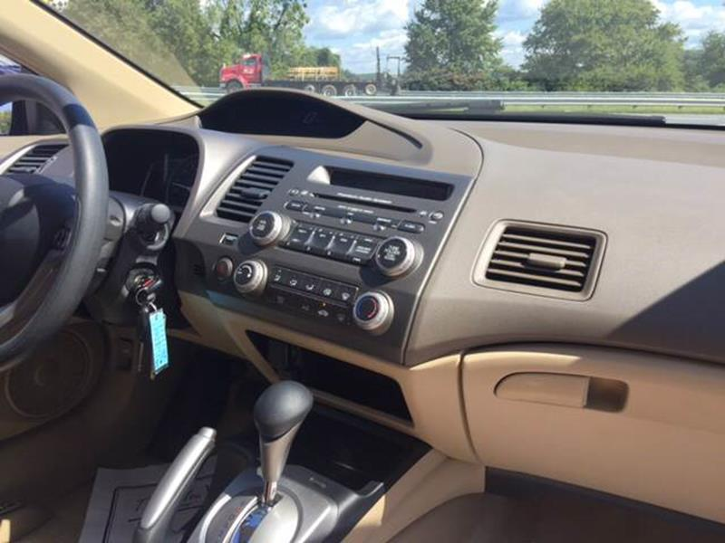 2006 Honda Civic EX 2dr Coupe w/Automatic - Westminster MD