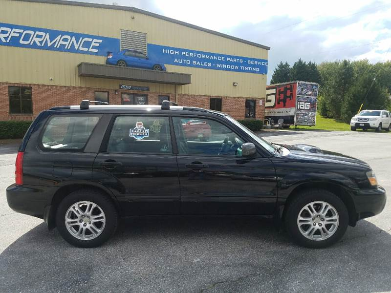 2005 Subaru Forester AWD 4dr XT Turbo Wagon - Westminster MD