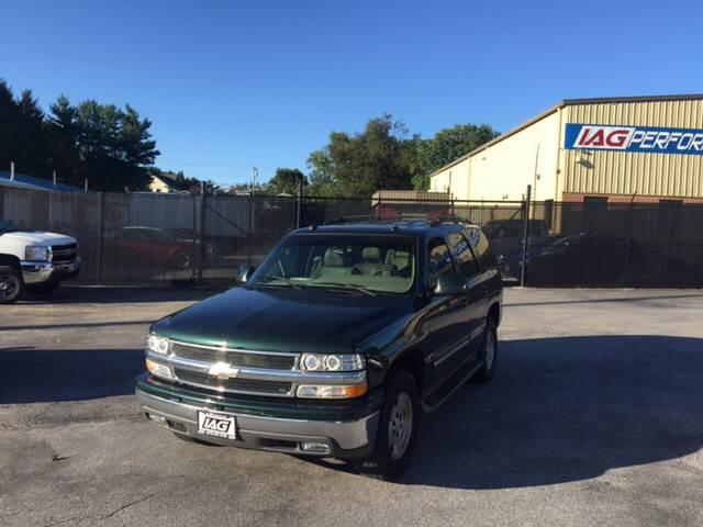 2004 Chevrolet Tahoe LT 4dr SUV - Westminster MD