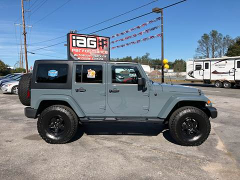 2014 Jeep Wrangler Unlimited for sale in Westminster, MD
