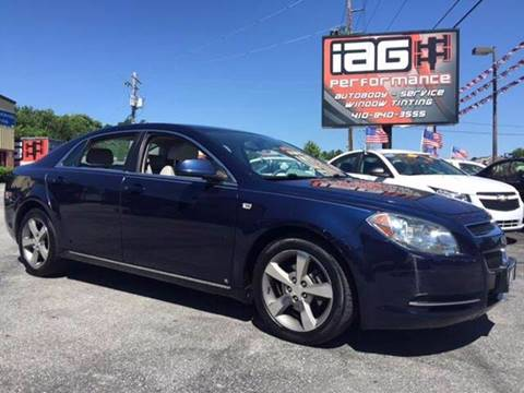 2008 Chevrolet Malibu for sale in Westminster, MD