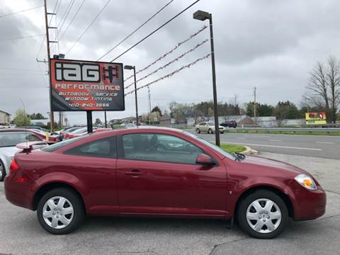 2009 Pontiac G5 for sale in Westminster, MD