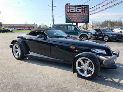 1999 Plymouth Prowler for sale in Westminster, MD