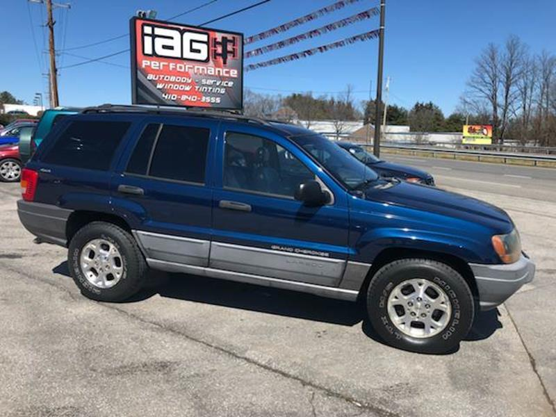 2000 Jeep Grand Cherokee For Sale At Integrity Auto Group In Westminster MD
