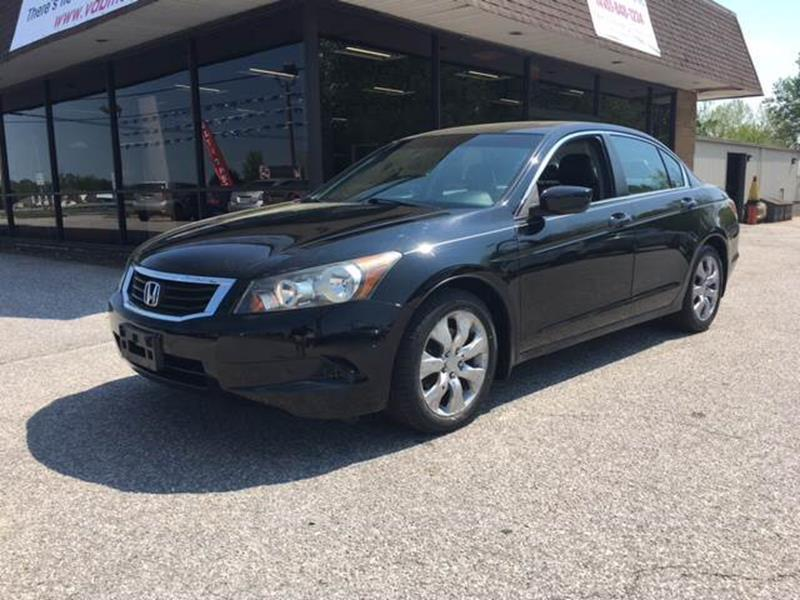 2009 Honda Accord For Sale At Integrity Auto Group   Velocity Auto Brokers  In Westminster MD