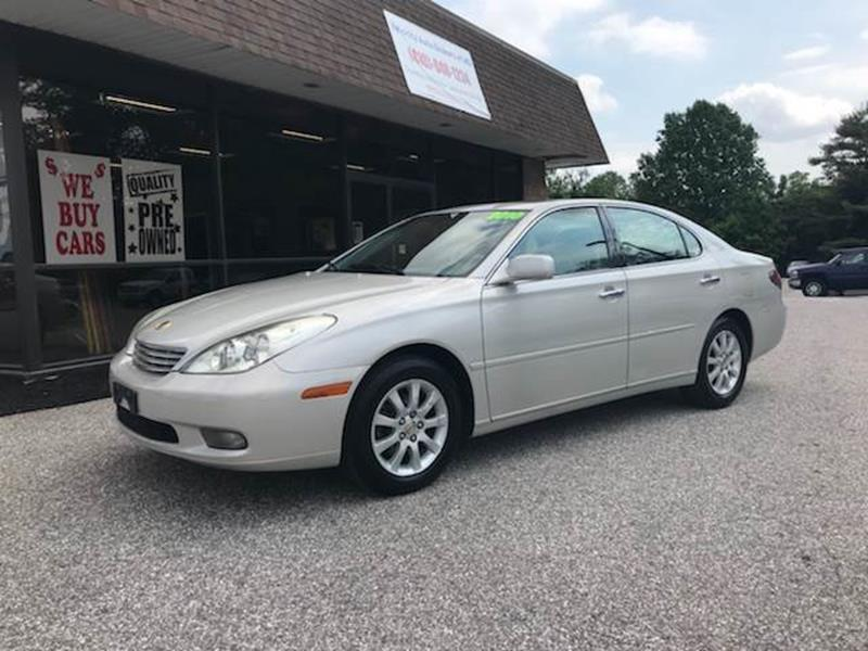 2004 Lexus ES 330 For Sale At Integrity Auto Group   Velocity Auto Brokers  In Westminster
