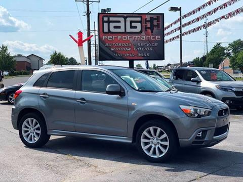 2011 Mitsubishi Outlander Sport For Sale At Integrity Auto Group In  Westminster MD
