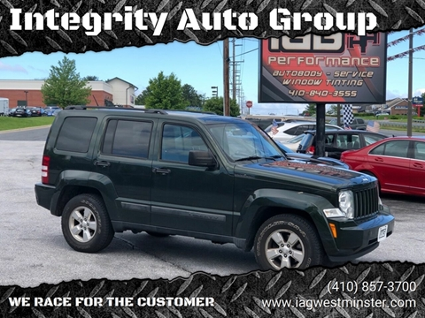 2011 Jeep Liberty for sale in Westminister, MD
