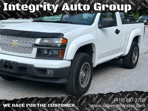 Integrity Auto Group – Car Dealer in Westminister, MD