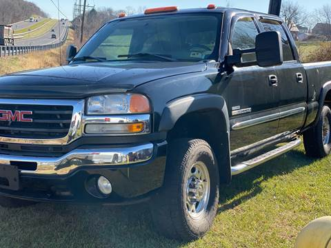 2006 GMC Sierra 2500HD for sale in Westminister, MD