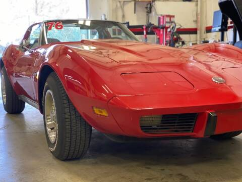 1976 Chevrolet Corvette for sale at Integrity Auto Group in Westminister MD