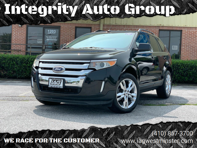 2011 Ford Edge for sale at Integrity Auto Group in Westminister MD