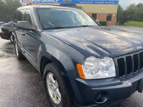 2007 Jeep Grand Cherokee for sale at Integrity Auto Group in Westminister MD