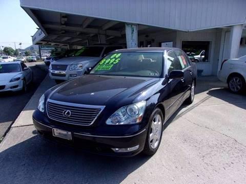 2004 Lexus LS 430 for sale in Vestal, NY