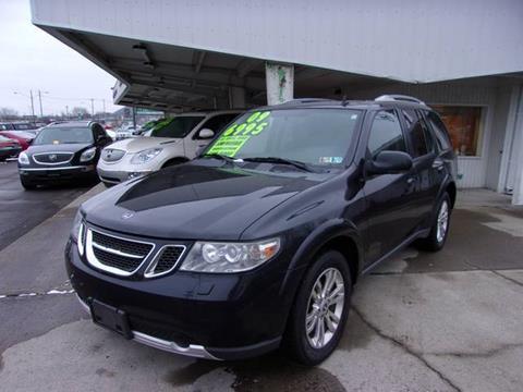 2009 Saab 9-7X for sale in Vestal, NY
