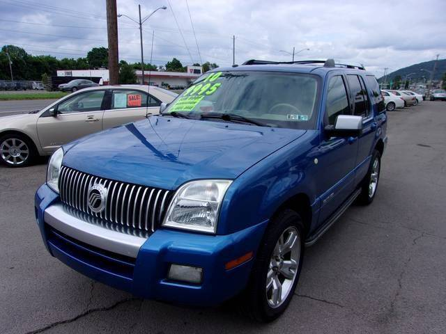 2010 Mercury Mountaineer AWD Premier 4dr SUV In Vestal NY
