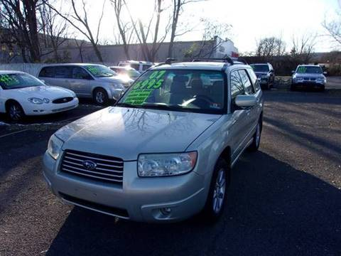2007 Subaru Forester for sale in Vestal, NY