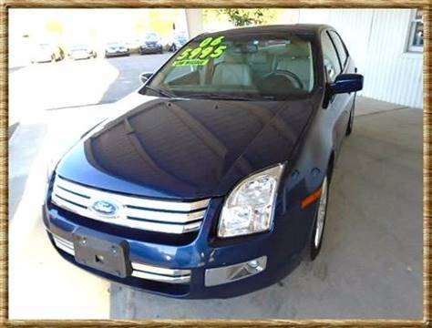 2006 Ford Fusion for sale in Vestal, NY