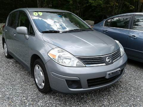 2009 Nissan Versa for sale in Chichester, NH