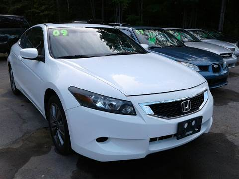 2009 Honda Accord for sale in Chichester, NH